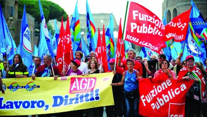 Sciopero del pubblico impiego annunciato da Unione sindacale di base