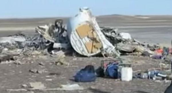 Sinai:ancora solo ipotesi su aereo russo caduto. Fonti Usa: valigia bomba. Egitto: esploso motore