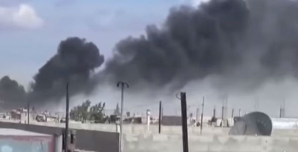 La Francia si vendica. Raqqa, capitale Isis, sotto pesanti bombardamenti