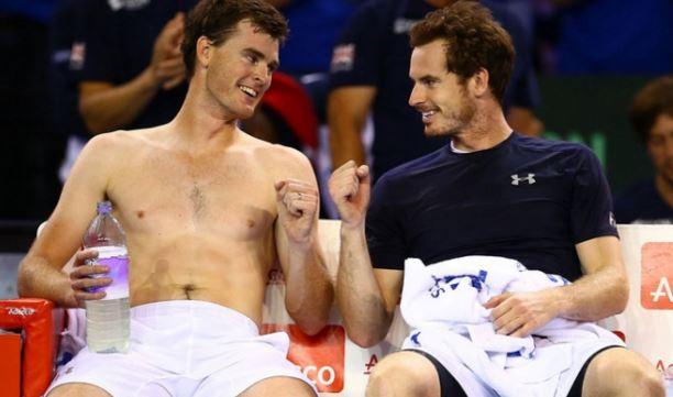 Tennis: i frateli Murray riportano la Davis alla Gran Bretagna dopo 79 anni