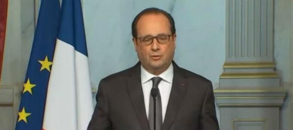 La Francia dichiara guerra ai terroristi e chiama gli alleati. Numerosi arresti