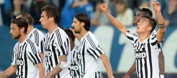 Calcio e Marsigliese: in Italia e Spagna incontri di peso. Juve – Milan 1 a 0. Real Barca 0 a 4