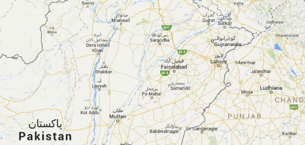 Pakistan: crolla fabbrica a Lahore. 10 morti. Più di 100 ancora sotto le macerie