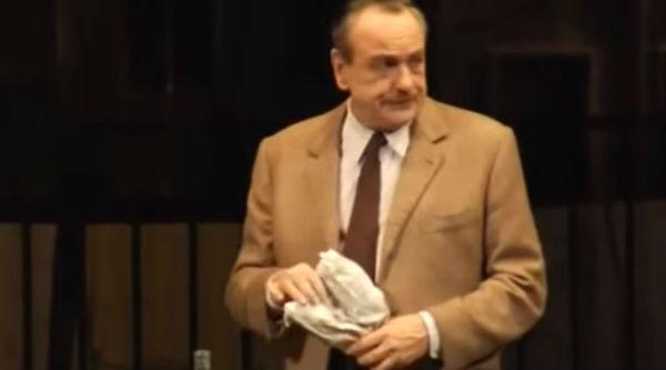 E' morto Luca De Filippo. Aveva 67 anni