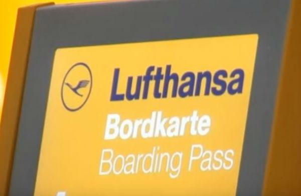 Sciopero Lufthansa: 929 voli cancellati. 110 mila viaggiatori a terra