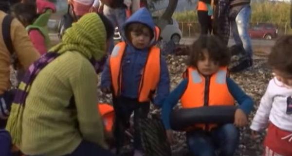 Migranti: sei bambini piccoli annegano tra Turchia e Grecia