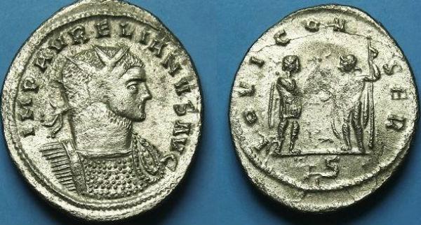 Svizzera: ritrovate oltre 4 mila monete dell'epoca romana