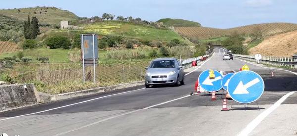 Sicilia:  chiusa dai Carabinieri anche la Palermo Sciacca per problemi ad un viadotto