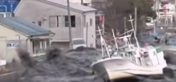 Violento terremoto in Giappone provoca uno tsunami