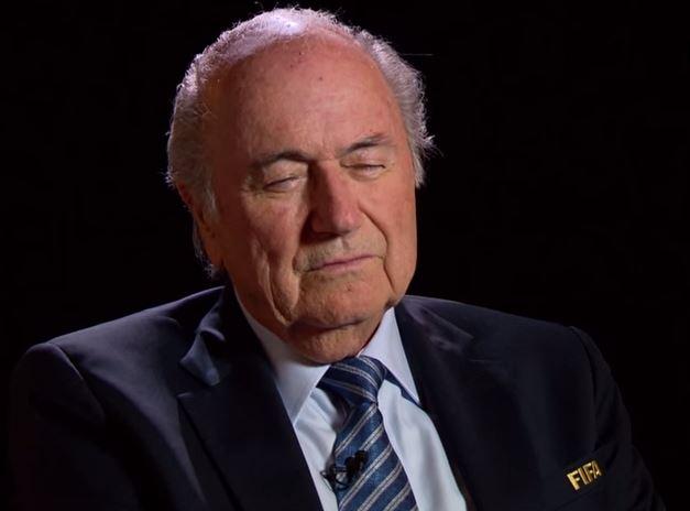 BBC: Fbi starebbe indagando su Blatter per una tangente da 100 ml di dollari