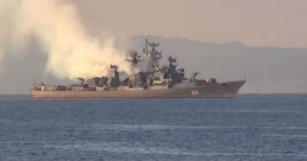 Nave russa spara su peschereccio turco. Nuova tensione tra Mosca e Ankara