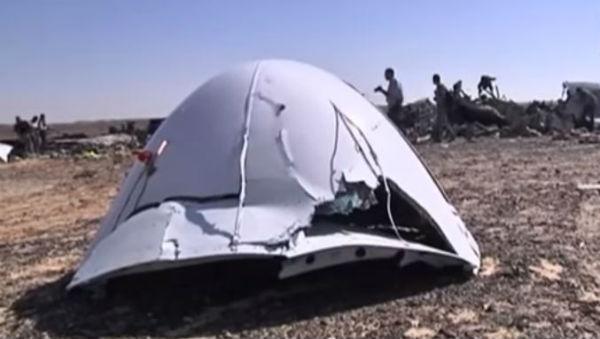 Aereo russo caduto sul Sinai: per egiziani non fu attentato
