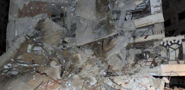 Siria: israeliani bombardano a Damasco per eliminare capo sciita. Molti altri morti