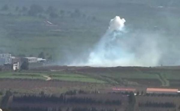 Scambio di colpi tra Israele ed Hezbollah al confine con il Libano