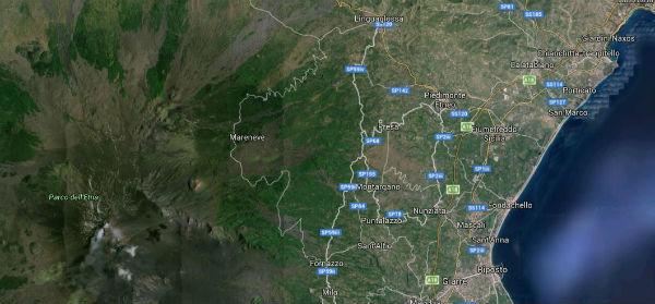 Violenta scossa di terremoto sull'Etna. Spavento tra la popolazione