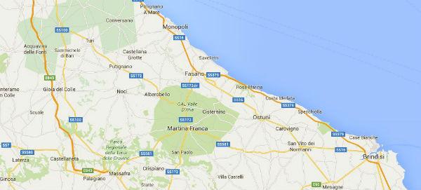 Puglia: terribile incidente. Camion si ribalta. Tre morti e numerosi feriti