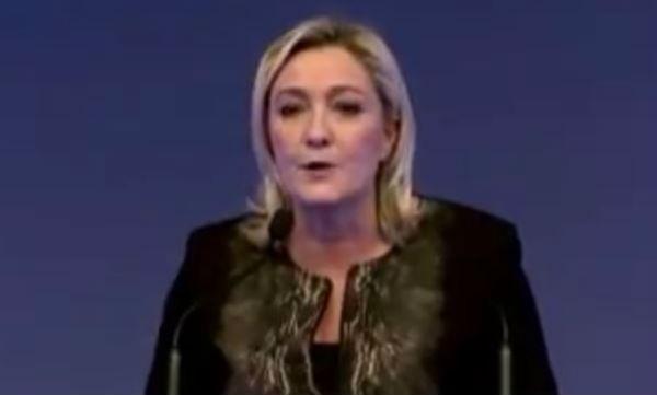 Clamore per la Le Pen in testa al primo turno alle regionali in Francia