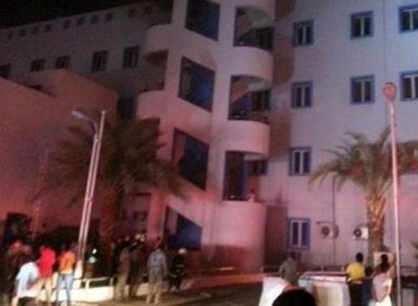 Arabia Saudita: incendio in ospedale con 25 morti e 107 feriti