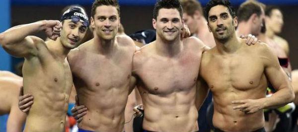 Grande Italia del nuoto: 5 ori. Altri due grazie a Orsi. 100 individuali e staffetta