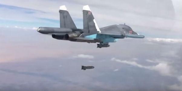 Siria: la Russia sta sperimentando nuove armi approfittando della guerra all'Isis
