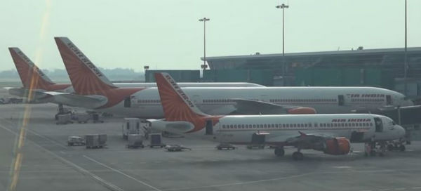 Topo a bordo. L'allarme fa rientrare volo Air India
