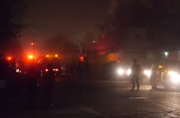 Afghanistan: missile contro ambasciata italiana a Kabul. Due feriti tra le guardie