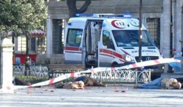 Dell'Isis l' attentatore suicida che a Istanbul ha ucciso 10 stranieri: 9 erano tedeschi