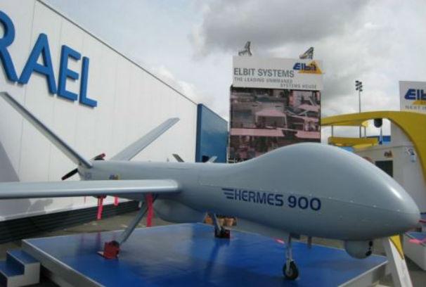 Spionaggio: Usa e Uk controllano i droni di Israele