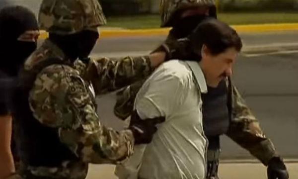 """Messico: ripreso il super boss della droga. """"Tradito"""" da attori e registi che volevano fare un film sulla sua vita"""