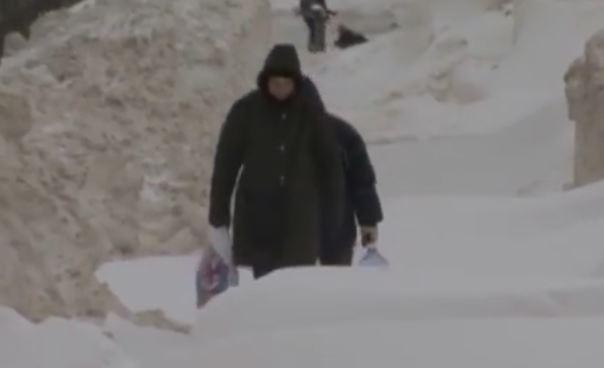 Polonia: violenta ondata di gelo uccide 21 persone in 2 giorni. 39 dai primi di novembre