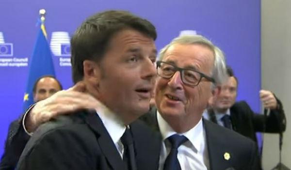 Renzi sotto tiro di Bruxelles e dei sindacati
