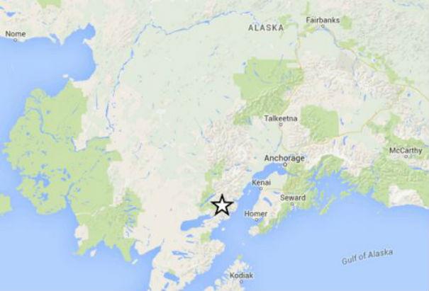 Violento terremoto scuote l' Alaska. Nessun rischio tsunami