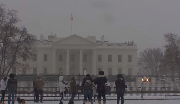 Usa: 20 stati sotto quasi un metro di neve. Guai per 85 milioni di persone