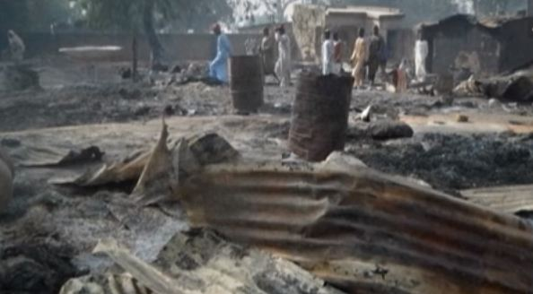 Nigeria: 70  morti a causa di attentato suicida di due donne