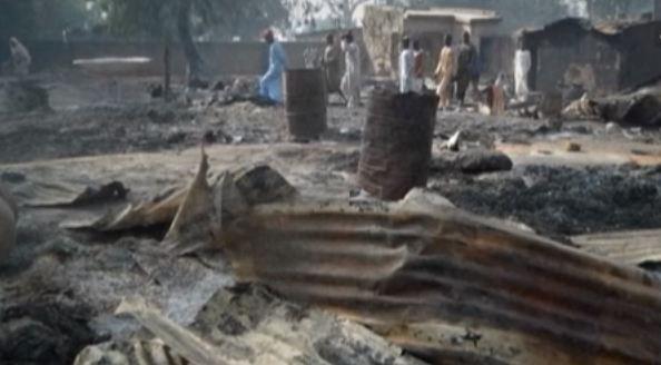 Nigeria: 70  morti a causa di attentato suicida di due donne