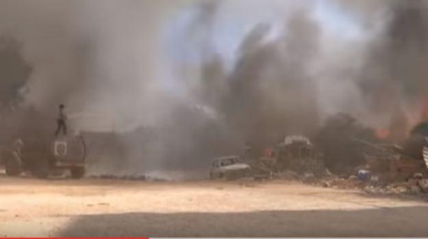 Siria: a rischio la tregua annunciata, Turchia bombarda i curdi. Altolà Usa