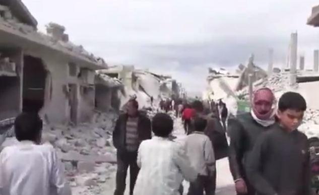 Siria: 50 morti nei bombardamenti di ospedale e scuole. Scambi di accuse tra Usa, Russia, Turchia
