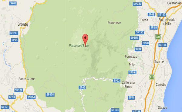 Terremoto sull' Etna. Paura tra la popolazione