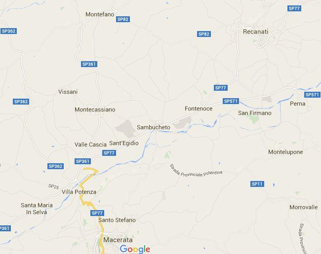 Omicidio suicidio ? Madre e figlioletto trovati morti vicino Macerata