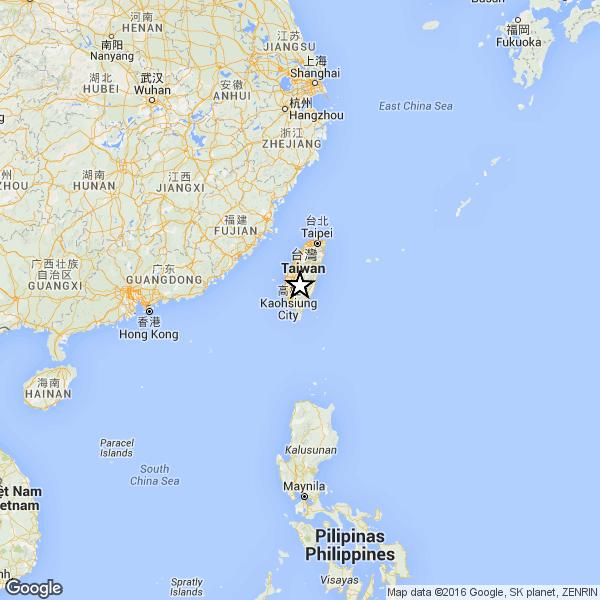 2 morti e crolli a Taiwan per violento terremoto