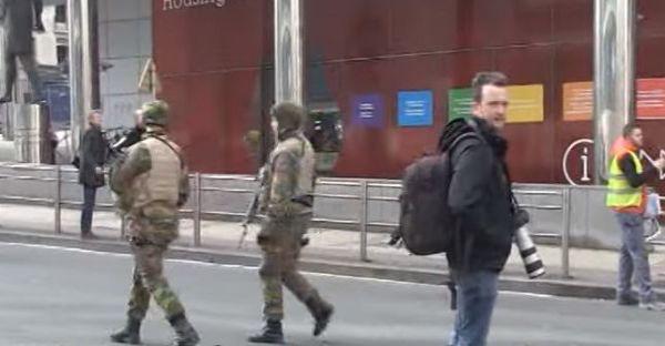 26 morti e decine di feriti in una Bruxelles ferita e insanguinata