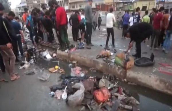 Iraq: serie di attentati Isis suicida provocano oltre 120 morti
