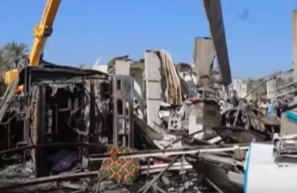 Iraq: 47 morti. Attentatore suicida usa camion cisterna