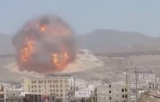 Yemen: bombardamento saudita uccide 45 civili e ne ferisce 75 in un mercato