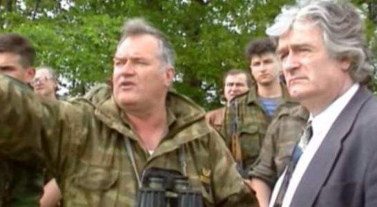 Karadzic condannato per il genocidio di Srebrenica