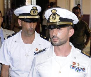 Caso marò: Arbitrato internazionale decide su Girone