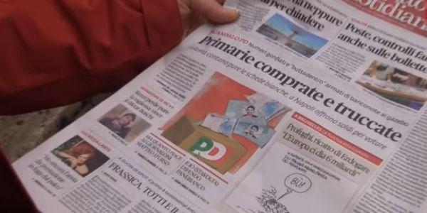 Pd: polemiche per le primarie a Roma e Napoli