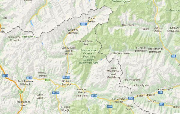 Valanga travolge sciatori in Valle Aurina. Almeno 4 morti