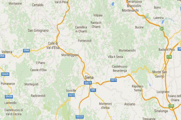 Paura in Toscana per terremoto tra Firenze e Siena