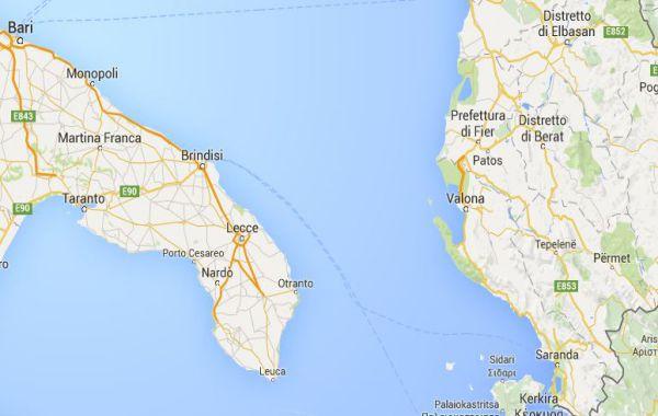 Albania: terremoto avvertito in Puglia